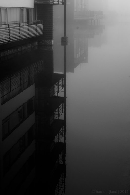 In the Fog | The Hague | Netherlands