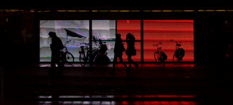 On a Screen | The Hague | Netherlands