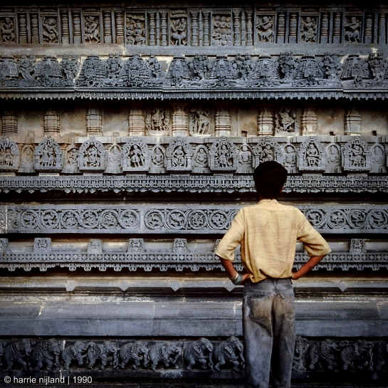 Hoysaleswara Temple | Halebid | India