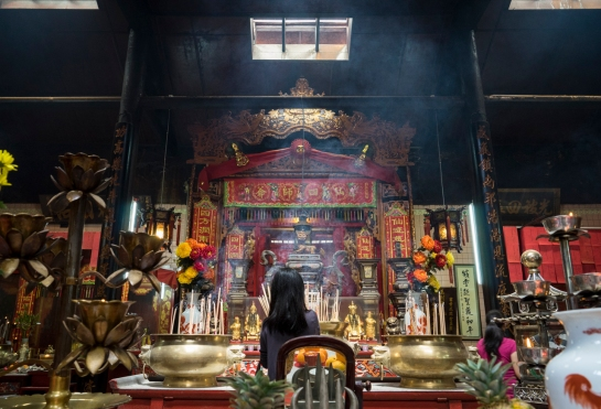 Sin Sze Si Ya Temple prt2