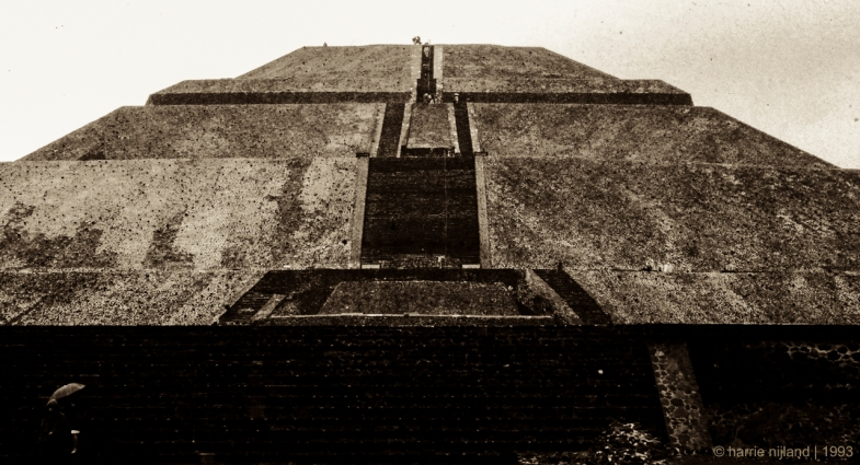 Pyramid of the Sun | Teotihuacan | Mexico