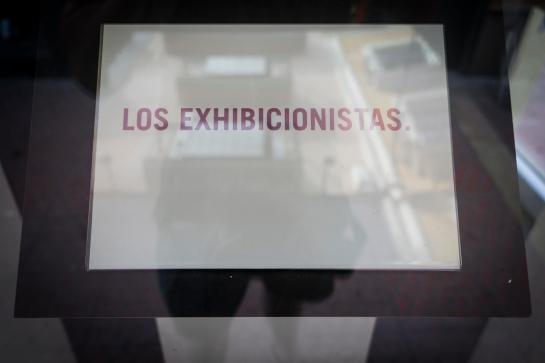 'LOS EXHIBICIONISTAS'