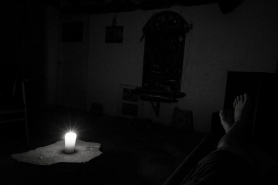 1/3s. Candlelight