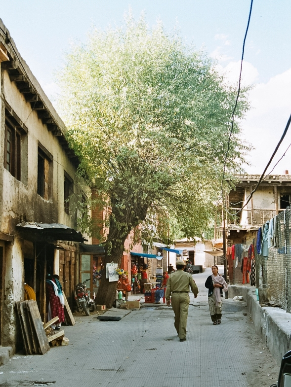Backstreet in Leh