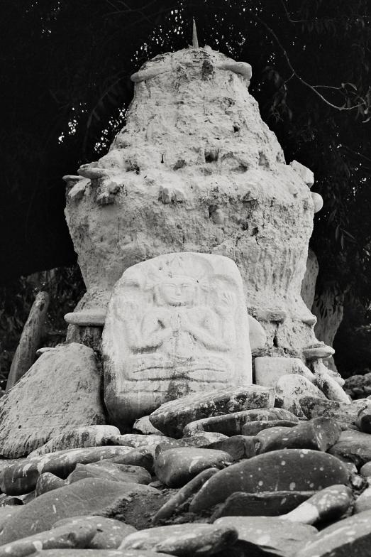 The Prayer on the Stone