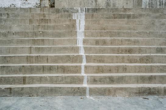 Spituk Monastery Stairs