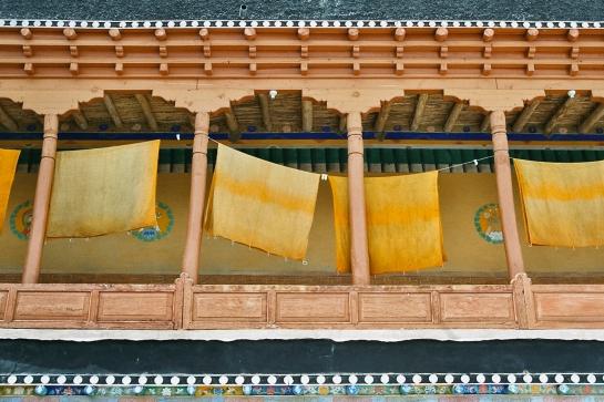 Rhythm and Cloth