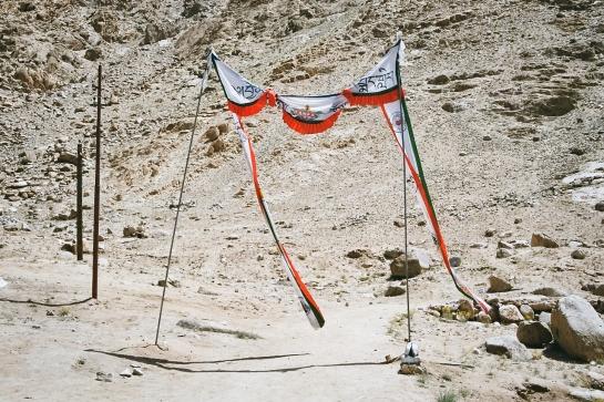Takthok Monastery Entrance