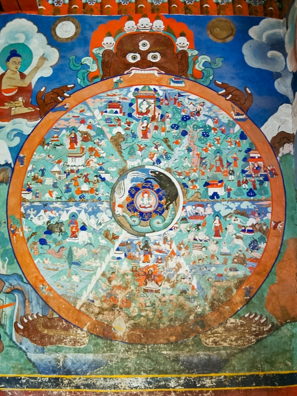 Bhavacakra; 'Wheel of Life'