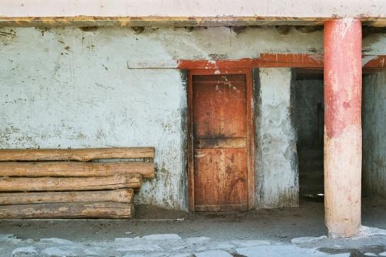 At Karzok Monastery