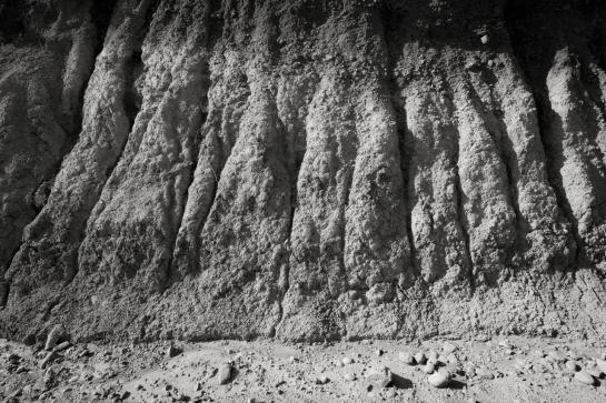 Water shaped Soil