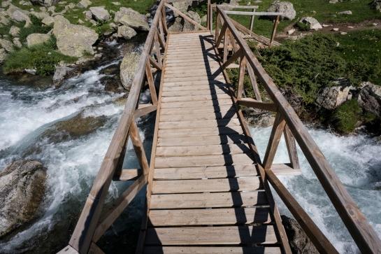 'Bridge over Pure Water'