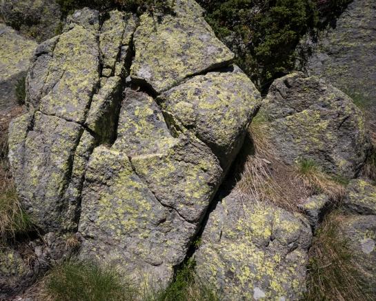 A Rock and a Diagonal