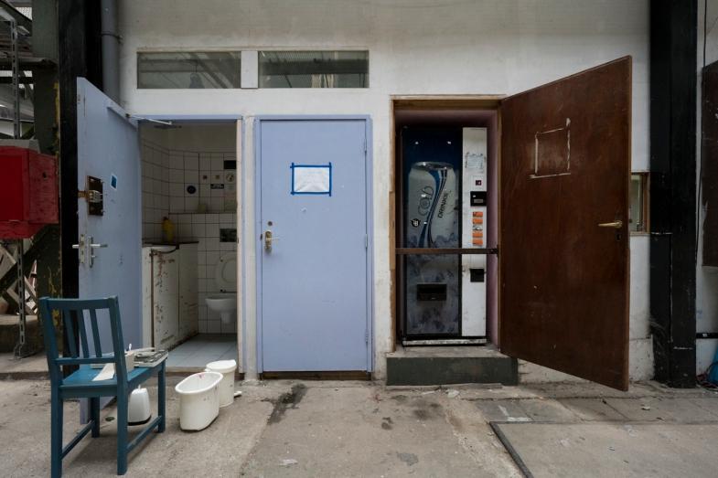 Big Brown Door
