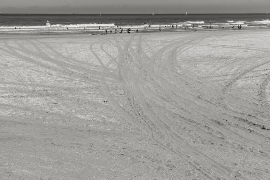The spread over a Beach