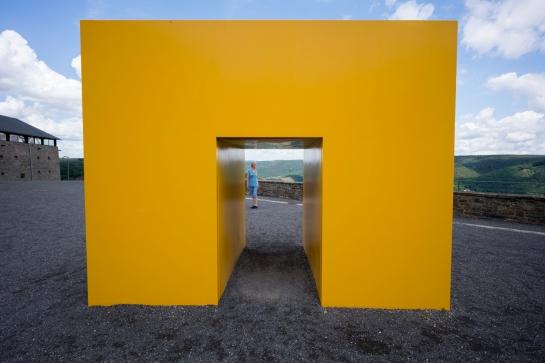 Das gelbe Tor