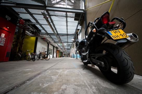 Inside Motorbike