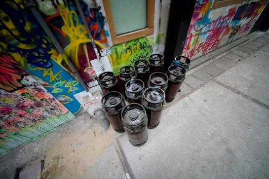 Eleven Barrels